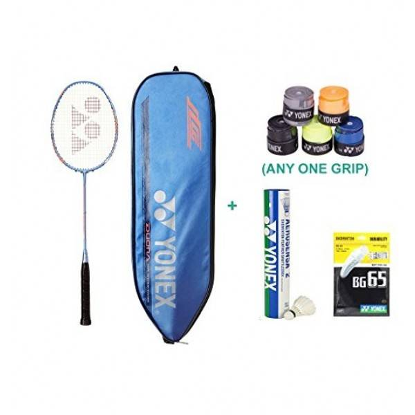 Yonex Duora 77 Badminton Racquet With On...