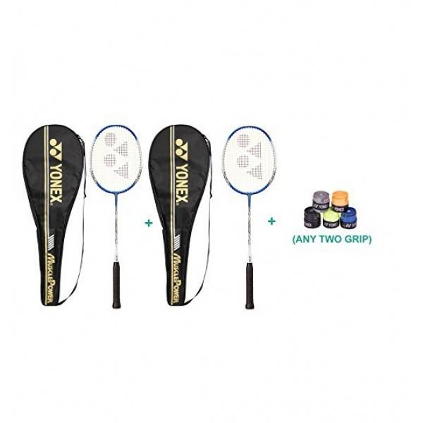 Yonex Muscle Power 2 Racket Set With Str...