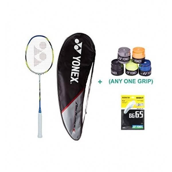 Yonex Arcsaber FD Racket With One Grip A...