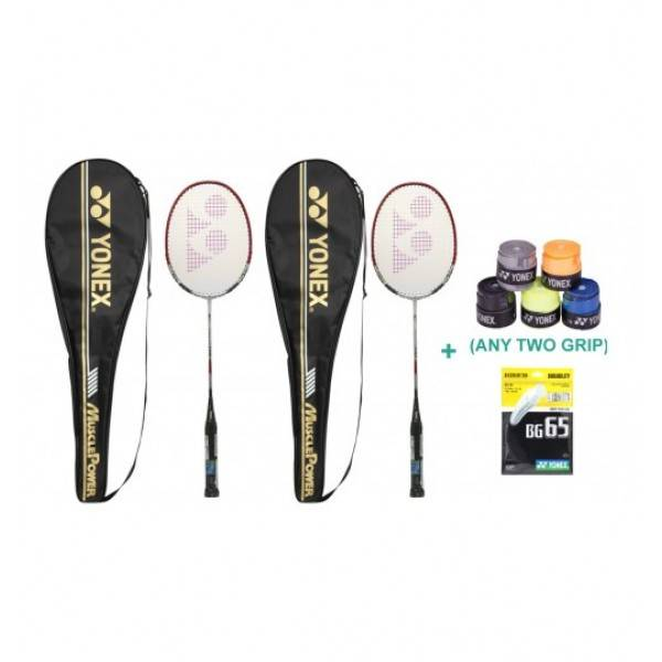 Yonex Muscle Power 600 Complete Set With...