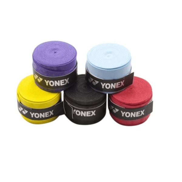 Yonex E tech 902 Badminton Grip ( Set of...