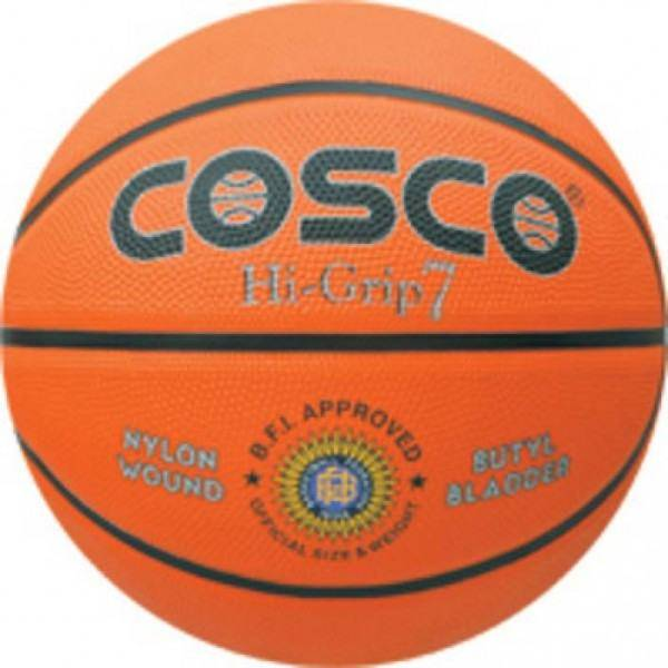 COSCO HiGrip BasketBall Size 7