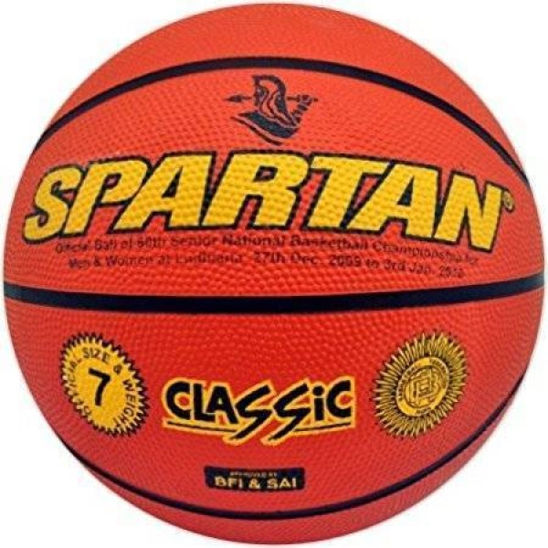 Spartan Classic Basketball SIZE 6