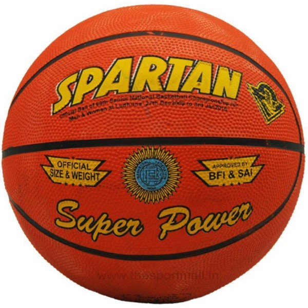 Spartan Super Power Basketball SIZE 7