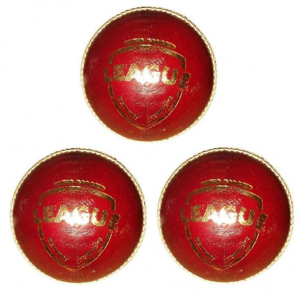SG League Cricket Ball 3 Ball set