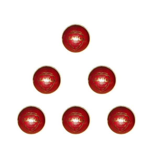 SG League Cricket Ball 6 Ball set
