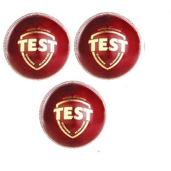 SG Test Cricket Ball 3 Ball set