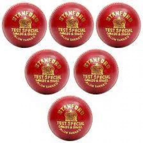 SG Tournament Special Cricket Ball 6 Ball set