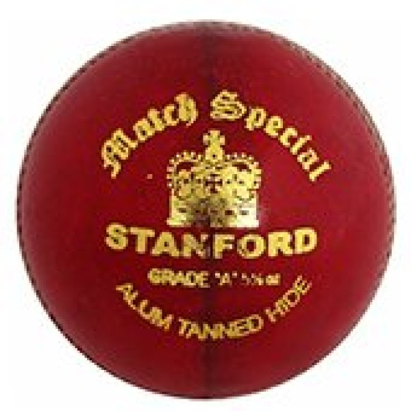 Stanford Match Special Red Cricket Ball ...