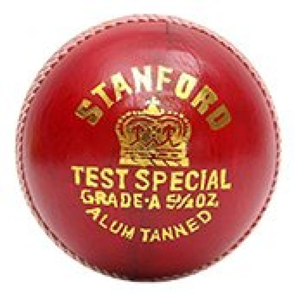 SF Test Special red Cricket Ball 6 Ball Set