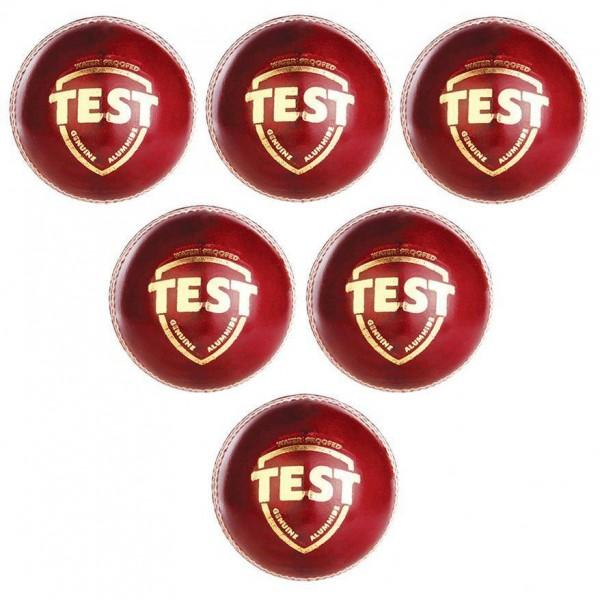 SG Test Cricket Ball 6 Ball set