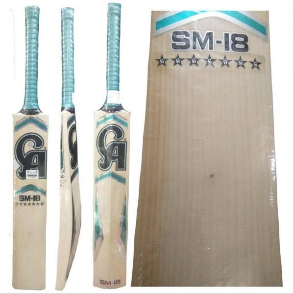 CA SM 18 7 Star English Willow Cricket B...