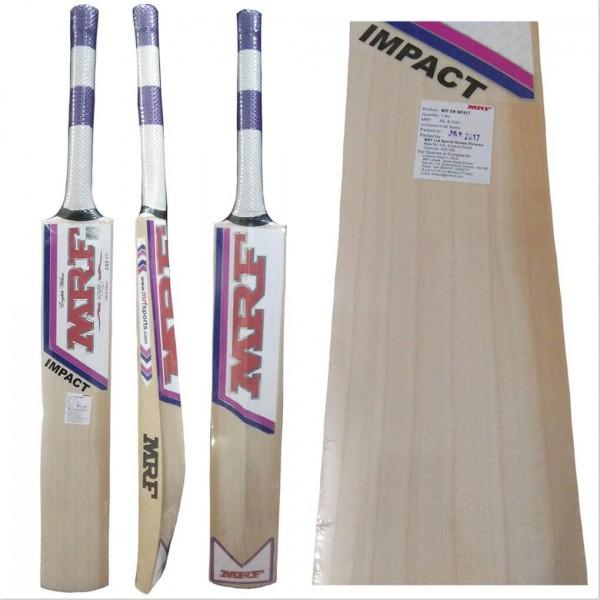 MRF Impact English Willow Cricket Bat