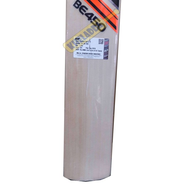 SF Big Edge BE 450 Kashmir Willow Cricket Bat