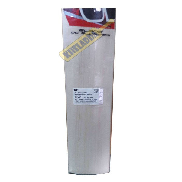 SF Cricket Bat English Willow DC Slogger