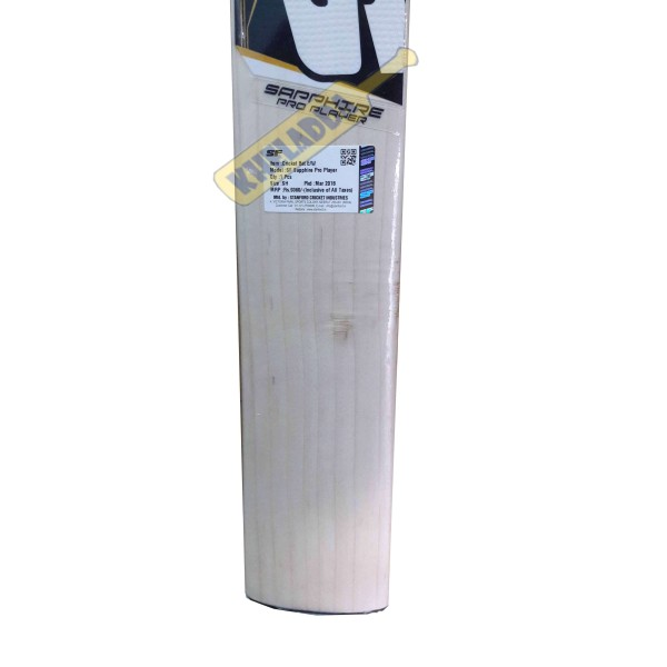 Stanford Sapphire Pro Player English Willow Cricket Bat