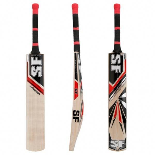 SF Autograph Cricket Bat Standard Size