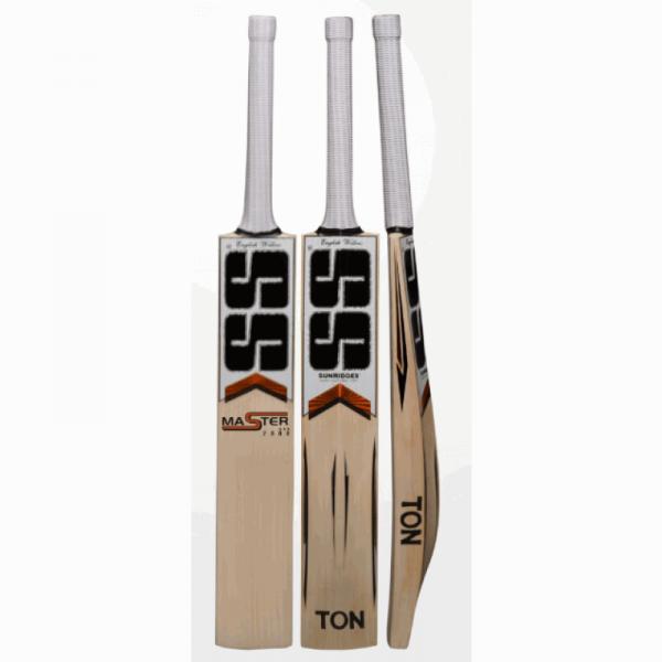 SS Master 2000 English Willow Cricket Ba...