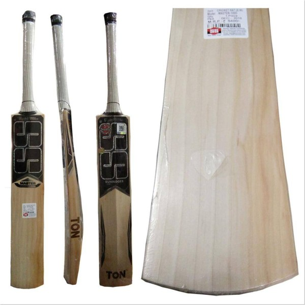 SS Ton Power Plus English Willow Cricket...