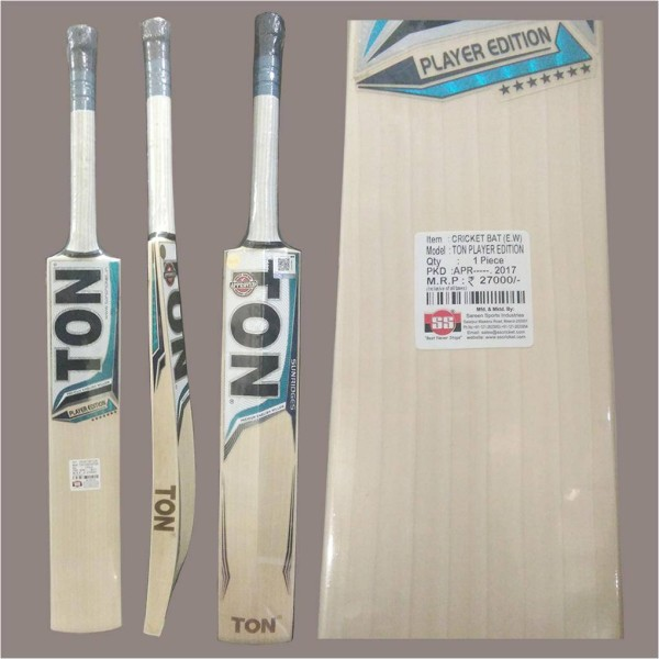 SS Player Edition Ton English Willow Cri...
