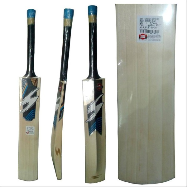 SS Single and Blue English Willow Cricke...