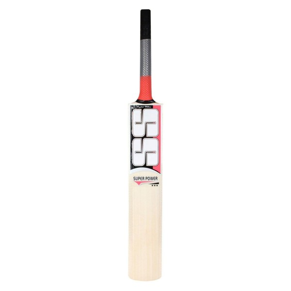 SS Super Power English Willow Cricket Ba...