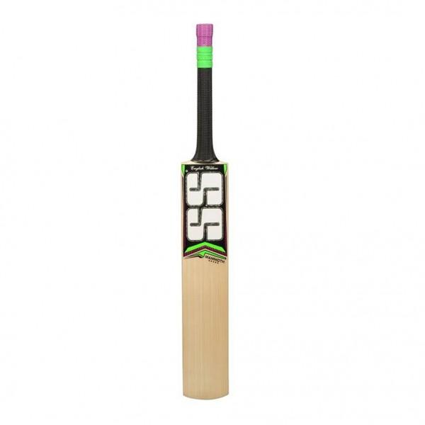 SS Ton Mammoth English Willow Cricket Ba...