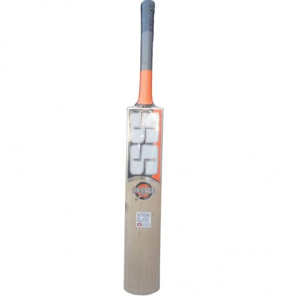 SS Ton Orange English Willow Cricket Bat...