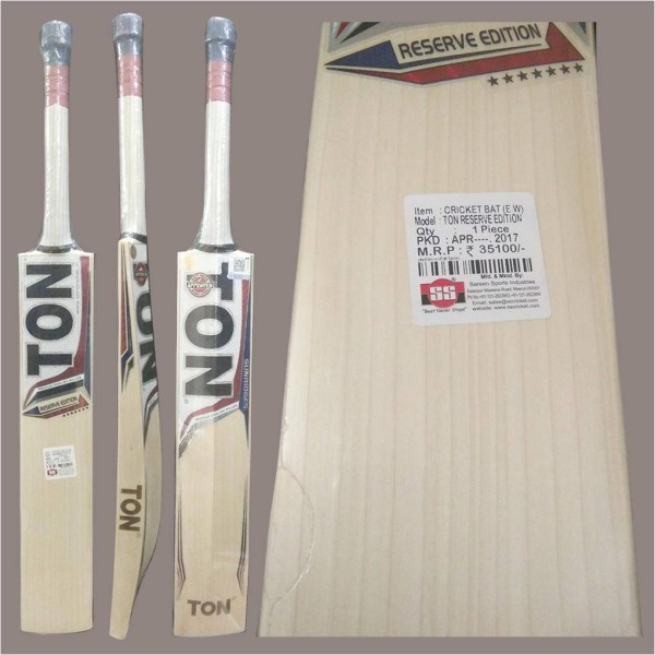 SS Ton Reserve Edition English Willow Cr...