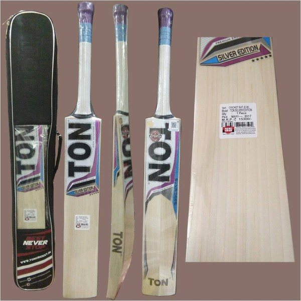 SS Ton Silver Edition English Willow Cri...