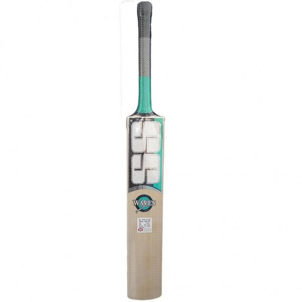 SS Waves English Willow Cricket Bat Standard Size