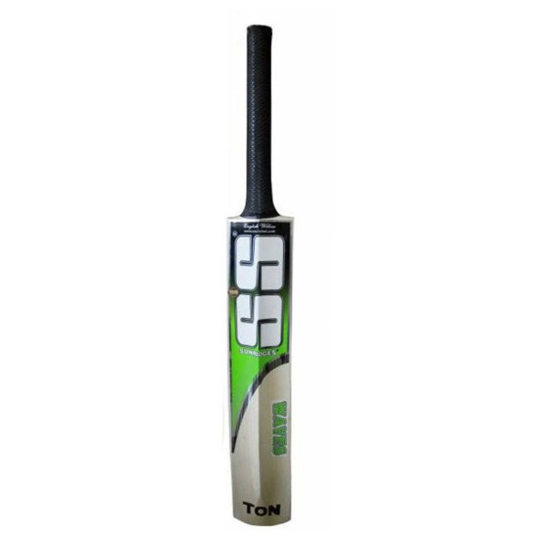 SS Waves Kashmir Willow Cricket Bat Stan...
