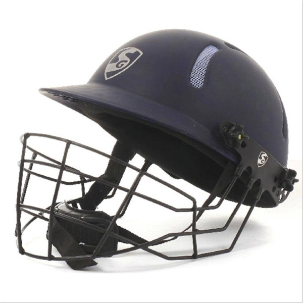 SG Aero Shield Cricket Helmet Size Large