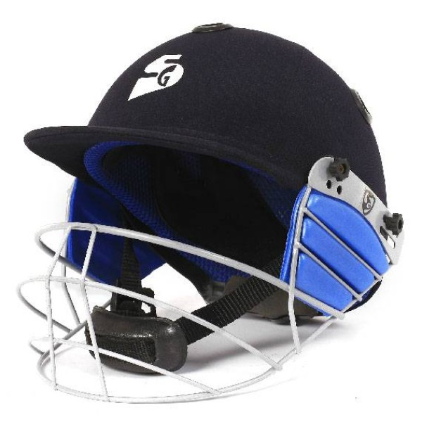 SG Carbo Fab Cricket Helmet