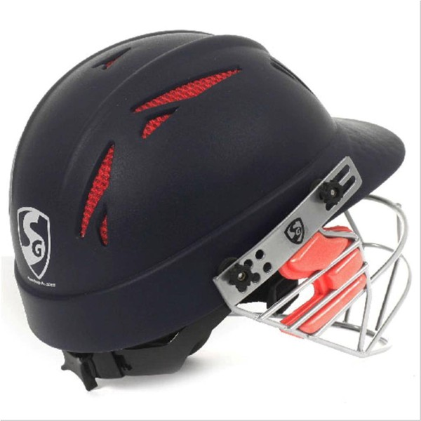 SG T20i Select Cricket Helmet Size Large...