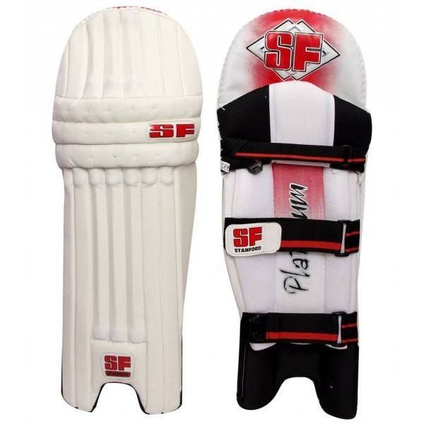SF Platinum Cricket Batting Leg Guard