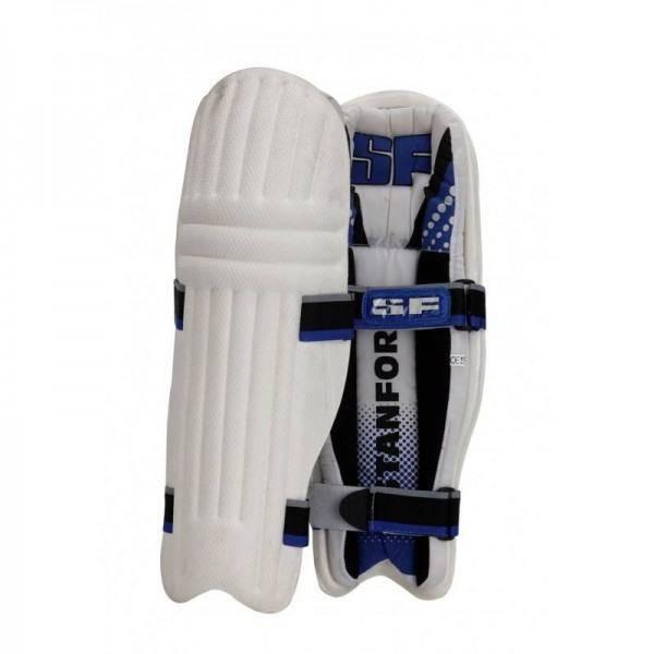 SF Ultralite Moulded Cricket Batting Leg Guard