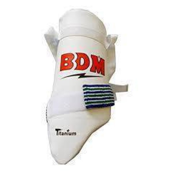 BDM Titanium Thigh Guards
