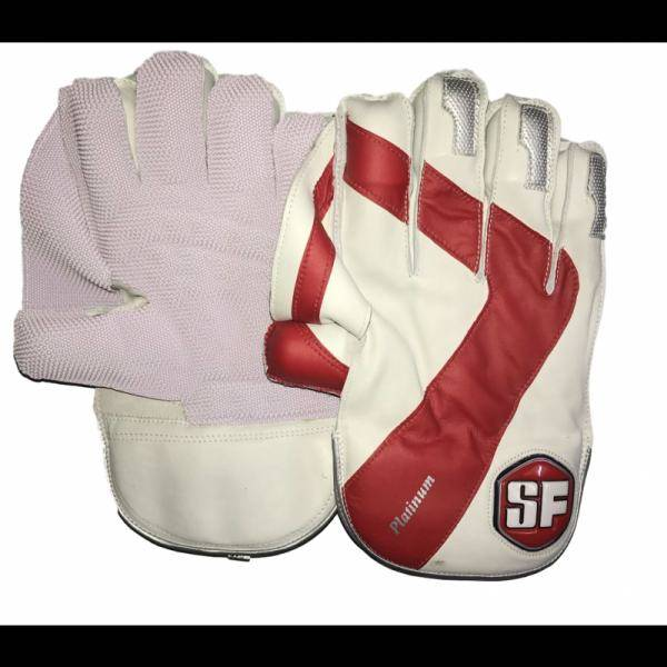 SF Platinum Cricket Wicket Keeping Glove...