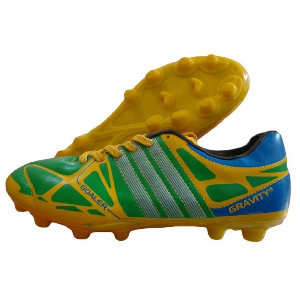 Gravity Football Shoes Yellow