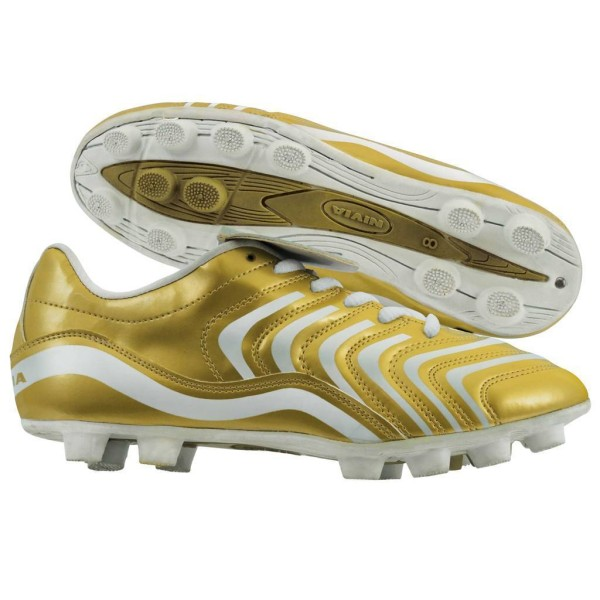 NIVIA Football Shoe Raptor Golden