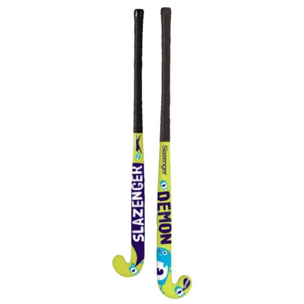 Slazenger Green Demon Hockey Sticks