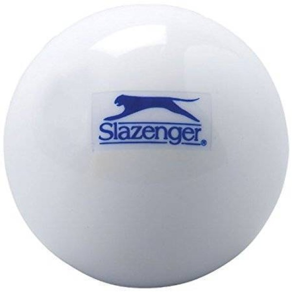 Slazenger White Training Hockey Ball
