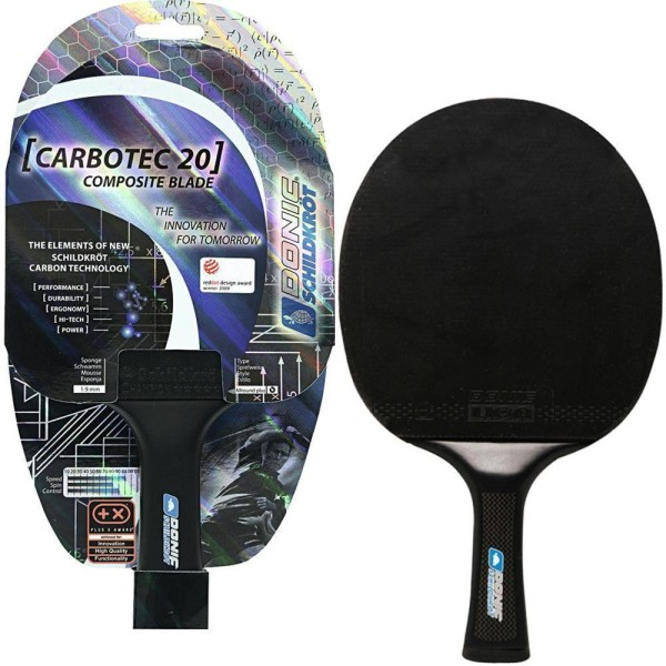 DONIC CARBOTEC 20 Table Tennis Racket
