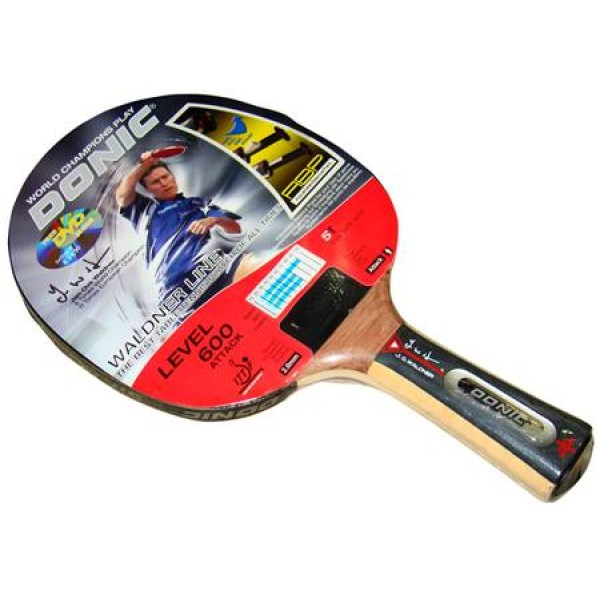 Donic Waldner 600 Table Tennis Racket