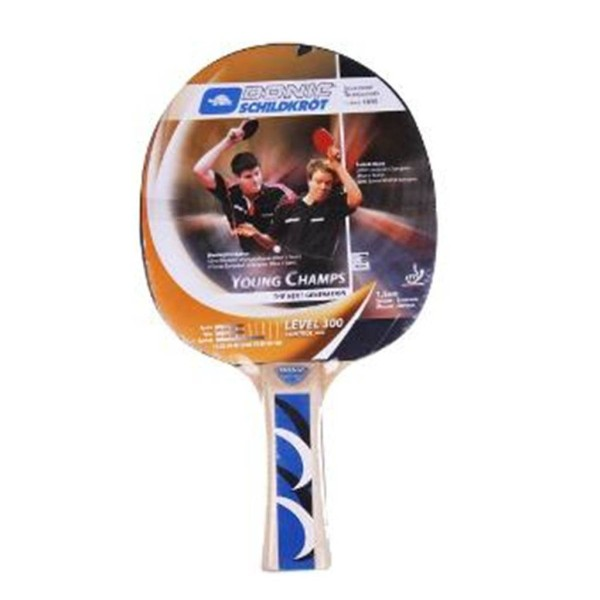 Donic Young Champ 300 Table Tennis Racket