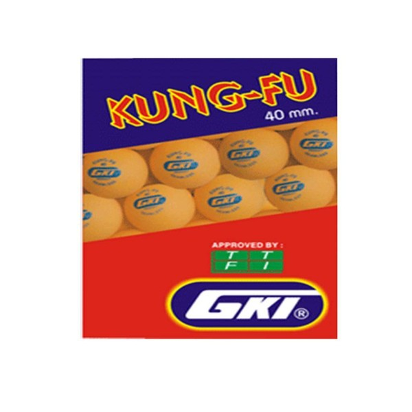 GKI Kung FU Table Tennis Balls Set of 90...