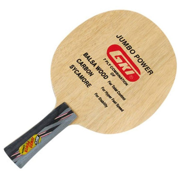 GKI New Jumbo Carbon Ply Table Tennis Bl...