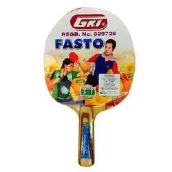 GKI Fasto Table Tennis Racquet