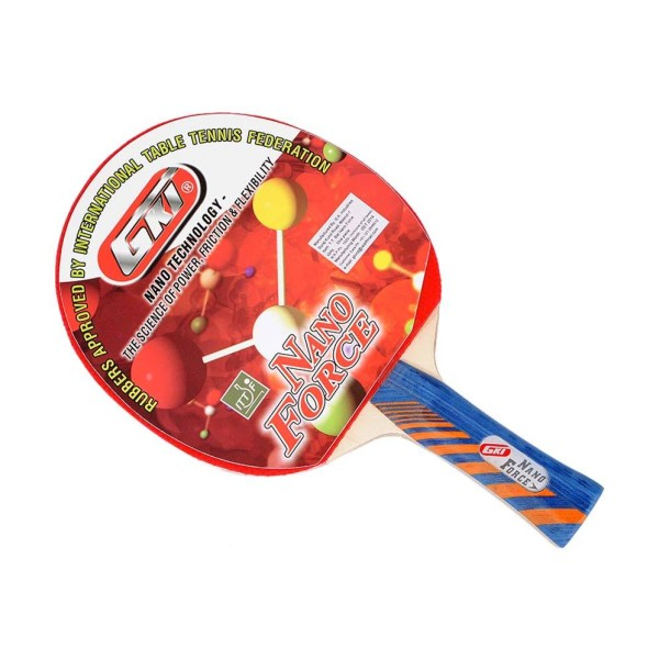 GKI Nano Force Table Tennis Racquet